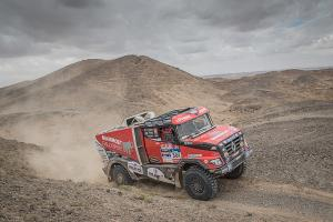 MKR vyjíždí do Ruska na těžkou Silk Way Rally