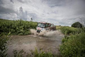 MKR triumphs in leg two of Silk Way Rally