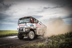 Silk Way Rally ends prematurely for MKR
