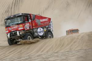 MKR started Moroccan rally with a winning tune